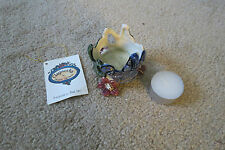 Blue Sky Clayworks By Heather Goldminc Small Water Can Tea Light Holder 2000
