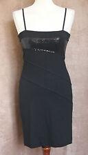BNWT Black Cocktail/Party Dress - Size 8-12 - Angela Davies