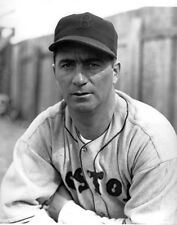 AWESOME PORTRAIT OF MOE BERG 8x10 RED SOX, AND WWII SPY!!