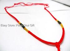 Adjustable Braided String Rope Necklace for Jade Stone Crystal etc Charm Pendant