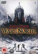 The Lord of the Rings War in the North for Mac OS 10.7 role playing game New