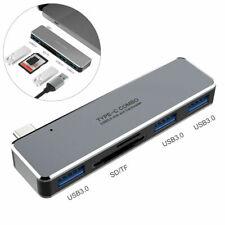 Adaptador tipo C de 90 grados adaptador USB C macho a hembra Adaptador USB-C de /ángulo ascendente y descendente USB 3.1 Convertidor tipo conector C para tableta inteligente