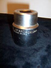 "Vintage Sparta CH1244 3/4 Drive Socket 1-3/8"" 12 Point"