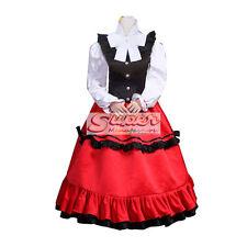 APH Hetalia: Axis Powers Hungary Elizaveta 801 National Dress Cosplay Costume