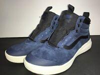 Vans Mens Ultrarange Hi Mte Blue Skateboarding Shoes Size 10.5 (500383) NEW