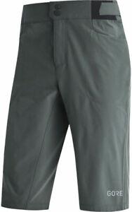 GORE Wear Passion Cycling Shorts | Urban Grey | 2XL