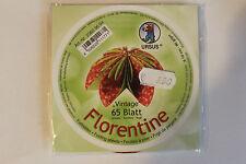 Faltblätter Florentine Vintage 04; 65 Blatt D: 10 cm 80 g/qm