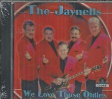Jaynells CD - We Love These Oldies  BRAND NEW    22 TRACKS ON CRYSTAL BALL