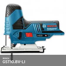 Bosch GST 10.8V-LI Cordless Jigsaw Lithium Ion Chargable 3.3lb Track# /Body Only