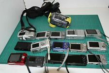 MASSIVE JOB LOT 16 DIGITAL CAMERAS MIXED