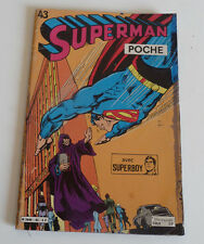 Comics Français  SAGEDITION  Superman Poche  N° 43  juil08