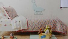 Pillowfort Bright Banners Triangles Quilt + Sham Set ~ NEW Twin