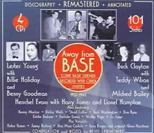 COUNT BASIE - AWAY FROM BASE NEW CD