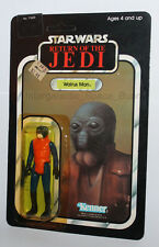 Kenner Star Wars ROTJ PBP Spain Walrusman Carded MOC Return of the Jedi