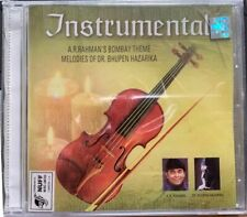 A R RAHMAN MELODIES - DR BHUPEN HAZIRIKA BOMBAY THEME BOLLYWOOD INSTRUMENTAL CD