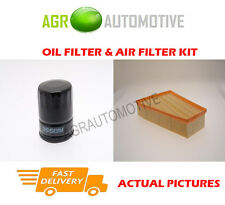 DIESEL SERVICE KIT OIL AIR FILTER FOR FORD MONDEO 1.8 101 BHP 2007-10