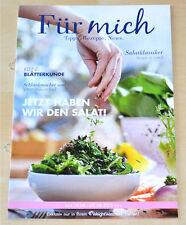 Weight Watchers Meine Woche 19.4 - 25.4 Für Mich ProPoints 2015 Wochenbroschüre