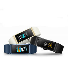 Huawei Band 3 Pro Bluetooth Wristband Fits for Android & IOS  NFC GPS 5ATM Watch