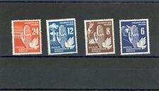 Germany DDR 1950 Scott# 71-4 mint LH