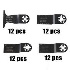 48 Pcs Oscillating Multi Tool Saw Blade For Fein Multimaster BOSCH Dremel Makita