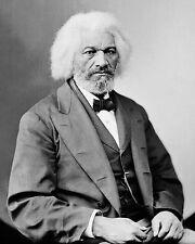 Frederick Douglass Portrait 11x14 Silver Halide Photo Print