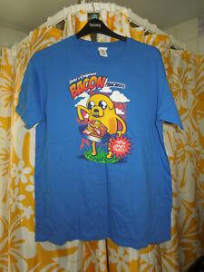 """Qwertee- Adventure Time """"Jake"""" T-shirt XL"""