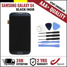 AAA+ LCD TOUCH SCREEN/SCHERM/ÉCRAN BLACK + TOOLS FOR SAMSUNG GALAXY S4 I9500