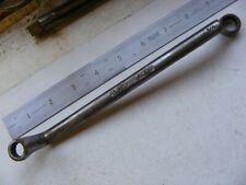 VINTAGE EAGLE BRAND 3/16 X 1/4 WHITWORTH RING SPANNER.  (03965)