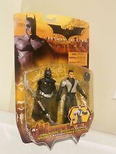 Batman Begins Dual Blade Bruce to Batman Figure Moc