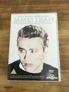 RARE THE JAMES DEAN STORY / THE BELLS OF COCKAIGNE MOVIES DVD  LIKE NEW