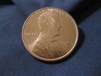 1oz Copper Bullion Token  coin  1909 s Lincoln cent  nice piece  medal