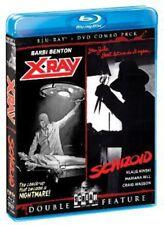 X-Ray/Schizoid [2 Discs] [Blu-ray/DVD] (2013, Blu-ray NIEUW)2 DISC SET