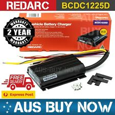 REDARC BCDC1225D DC to DC Dual Battery Vehicle Charger 12V 25A 3 Stage 24V SOLAR