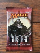 Magic The gathering MTG Booster Innistrad X1 Vf Neuf Scellé