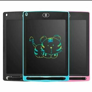 Electronic Digital LCD Writing Tablet Drawing Board Graphics Ideal for Kids Gift