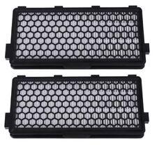2 x Active HEPA filter for Miele S5 S8 C2 C3 SF-AH-50 SF-HA-50 Vacuum Cleaner