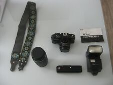 Ricoh KR-10x Rikenon P 1:2 50mm + Tokina AT-X 50-250mm 1:4-5,6 + Ricoh XR Winder