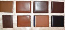 Brand New Coach Men's wallet Black / Brown / Sandal
