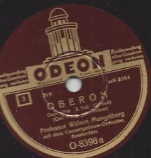 Willem Mengelberg  dirigiert Georges Bizet : L`Arlesienne