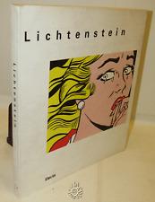 CATALOGO ARTE MODERNA LITOGRAFIA - Lichtenstein, la Grafica - Electa 1990