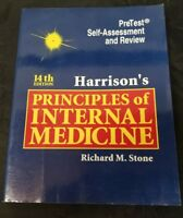Harrison's Principles of Internal Medicine, 14th Ed, PreTest Self-Assessment