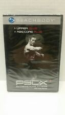 P90X+ Upper Plus Abs/Core New DVD Beachbody Workout Exercise Fitness Tony Horton