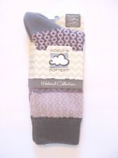 World's Softest Socks - Weekend Collection - Abigail - Crew Length - NEW