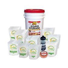 Survival Food Supply Bucket Emergency 30 Day Pail 300 Servings Prepper Storage