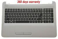 KbsPro Keyboard US for HP 15-ac 15-af 15-ay 15-ba Palmrest Touchpad Cover