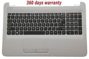 For HP 15-ac 15-af 15-ay 15-ba 250 G4 250 255 G5 Keyboard US English Top case