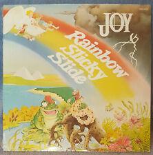 Fletch Wiley JOY Rainbow Slicky Slide 1980 LP Children RARE Star Song SSR-0018
