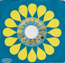 ARGENT  Hold Your Head Up / God Gave Rock And Roll To You 45  THE ZOMBIES