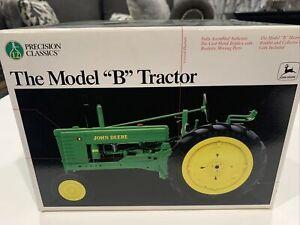 "Precision Classics 12 John Deere The Model ""B"" 1/16 Scale Toy Tractor No. 5107"
