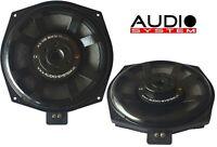 Audio System AX 08 BMW PLUS EVO Subwoofer 20cm BMW E und F BMW Stückpreis